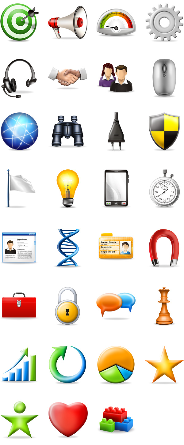 Salesforce custom icons